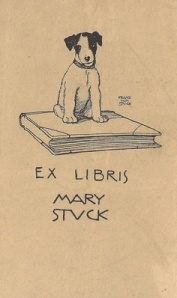 Book plate