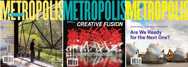 metropolis covers